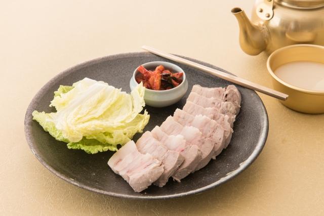 蒸し豚 カロリー ミナミ大沢商店