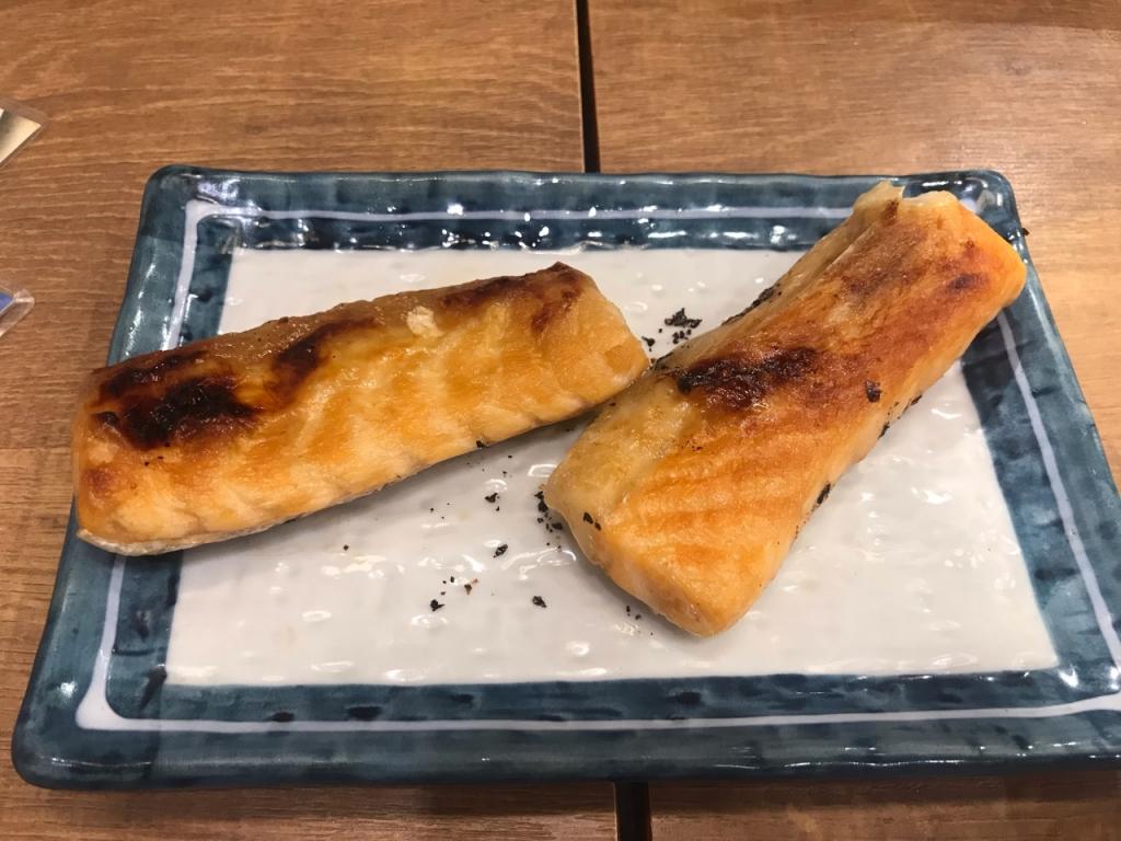 磯丸水産 サーモン 焼き魚 はらす