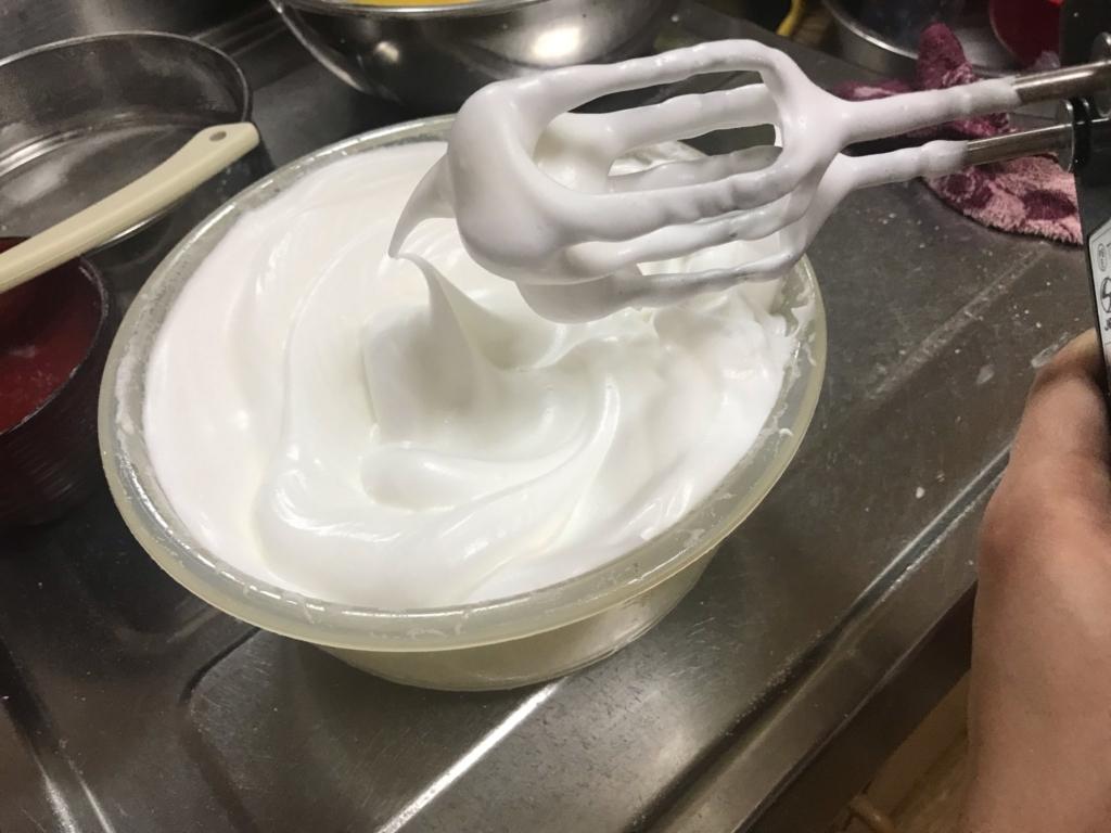 シフォンケーキ カロリー 美味しいお菓子