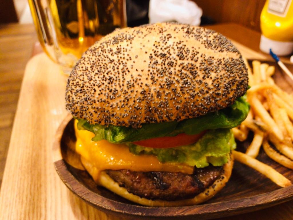 ハンバーガー カロリー