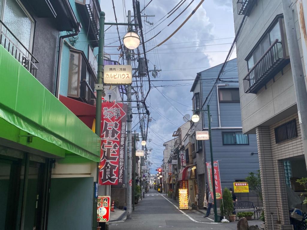 鶴橋 焼肉屋 おすすめ カルビハウス