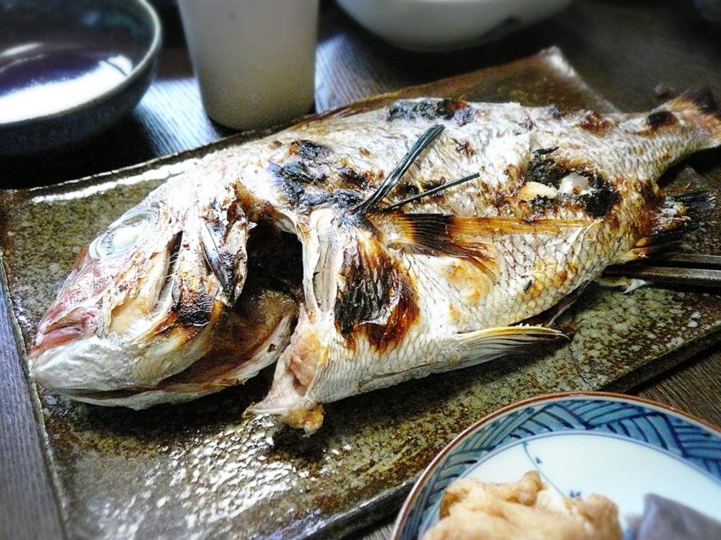 鯛 カロリー
