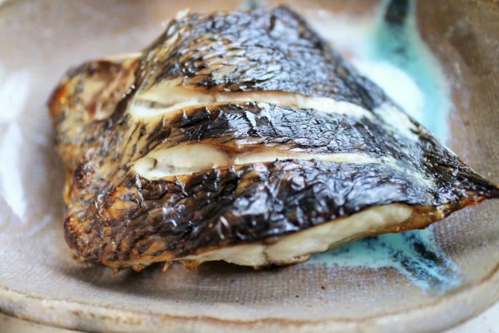 鯛の塩焼き カロリー