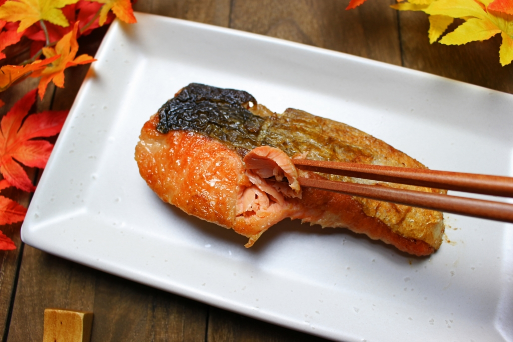 焼き鮭のカロリー