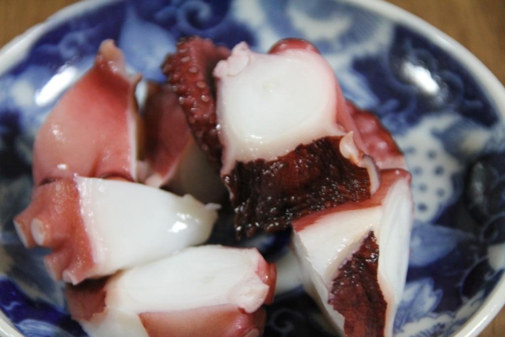 蛸のカロリー